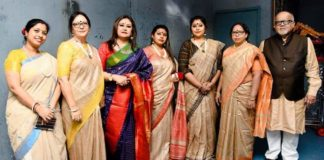 RIDDHI BANDYOPADHYAY, AGNIMITRA PAUL TEAMED UP ON A KAZI NAZRUL'S SONG REMEMBERING POET'S BIRTHDAY