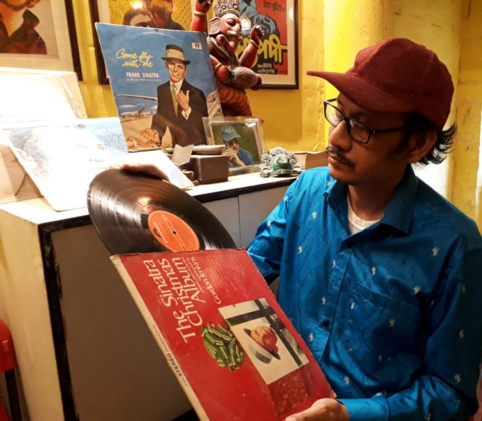 Sudipta Chanda the Master Collector
