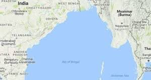 Low Pressure area over south Andaman Sea & adjoining southeast Bay of Bengal