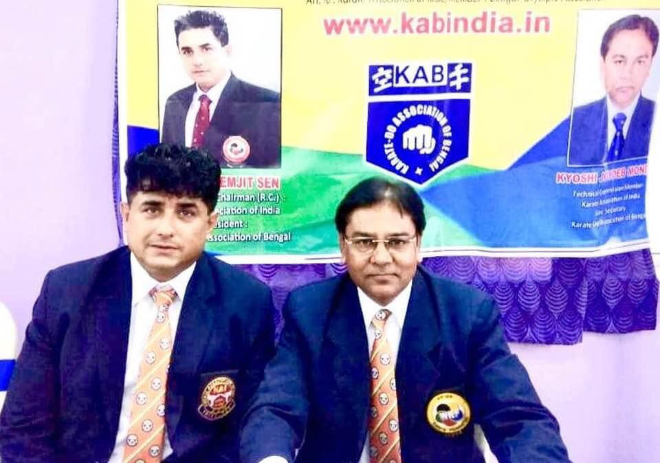 Mass petition from Karate association of Bengal to our Honourable CM of our West Bengal.