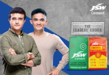 'Leader's Choice' campaign Sourav Ganguly and Sunil Chhetri pic
