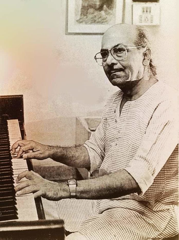 SALIL CHOWDHURY'S PHILOSOPHY IN MUSIC INSPIRES INDO-BANGLADESH MUSICIANS DURING CORONA PANDEMIC