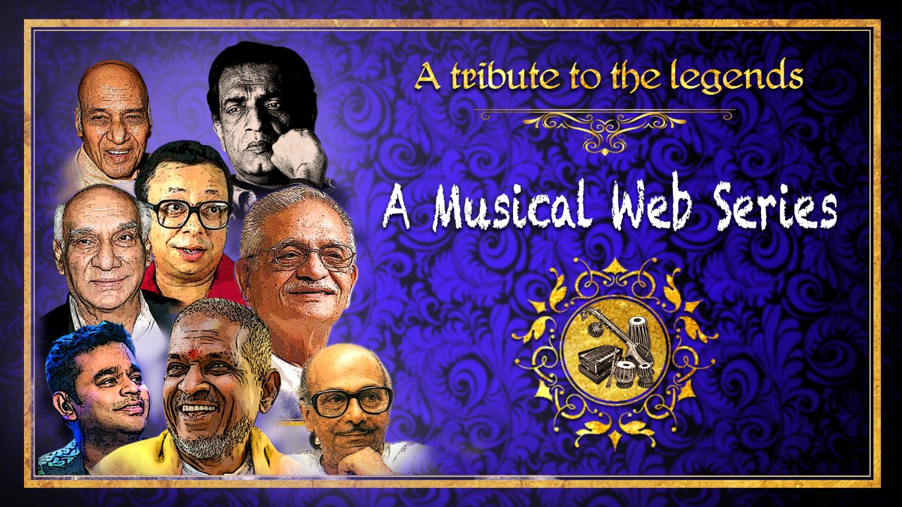 A musical web series on musical legends is all set to start on world music day