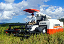 Kubota Agricultural Machinery
