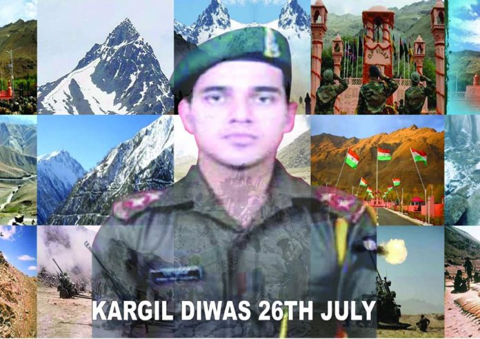 Capt Kanad Bhattacharya was the first Kargil martyr from West Bengal
