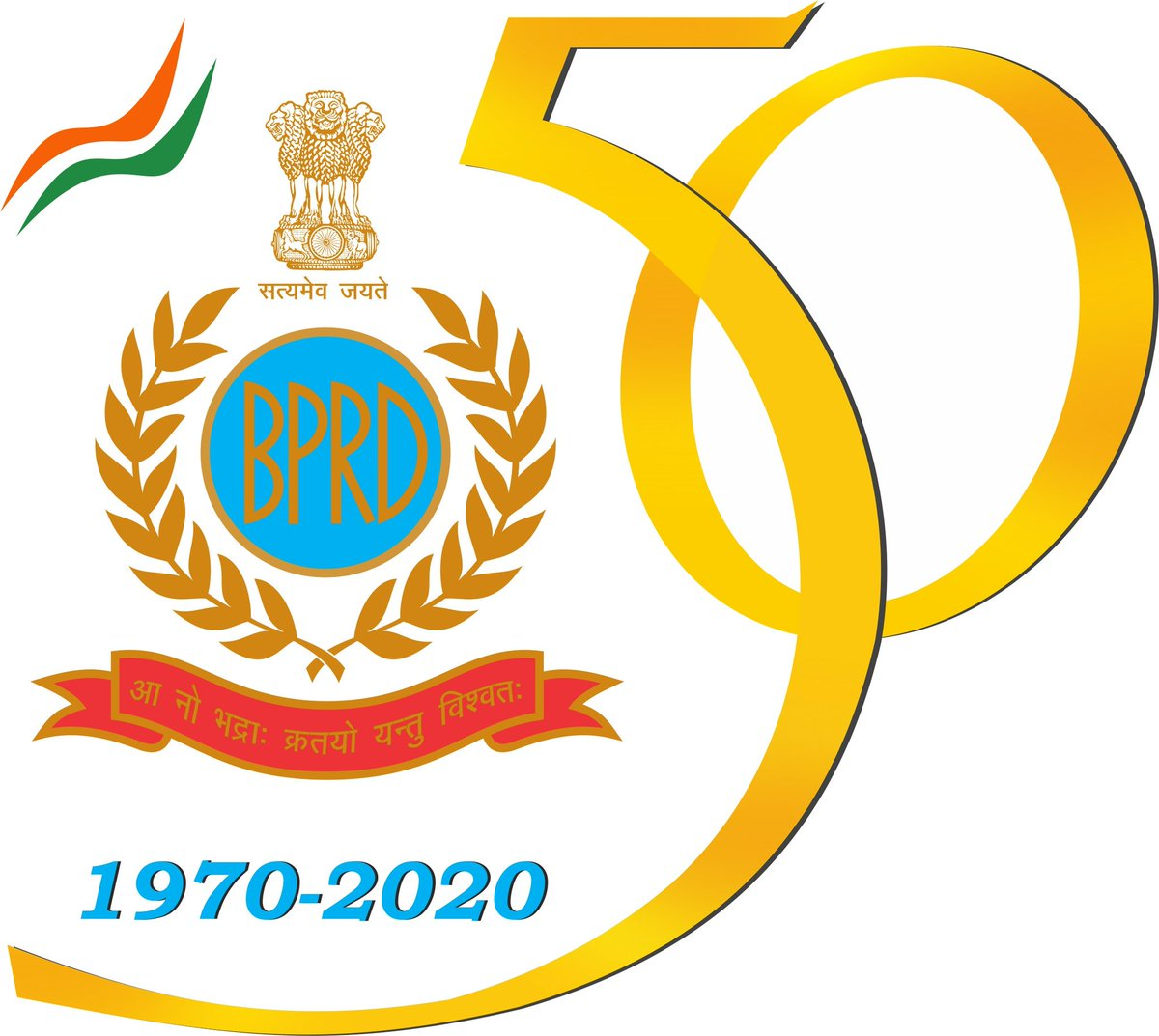 Bureau of Police Research and Development (BPR&D) celebrating its Golden Jubilee Anniversary today