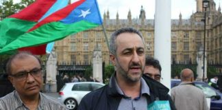 Hyrbyai Marri President Free Balochistan Movement