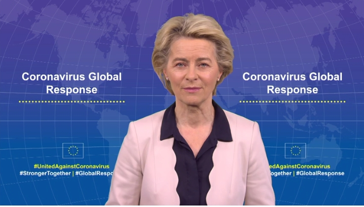 Coronavirus Global Response: Commission joins the COVID-19 Vaccine Global Access Facility (COVAX)
