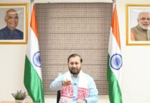 Channel is a gift to people of Assam: Shri Prakash Javadekar