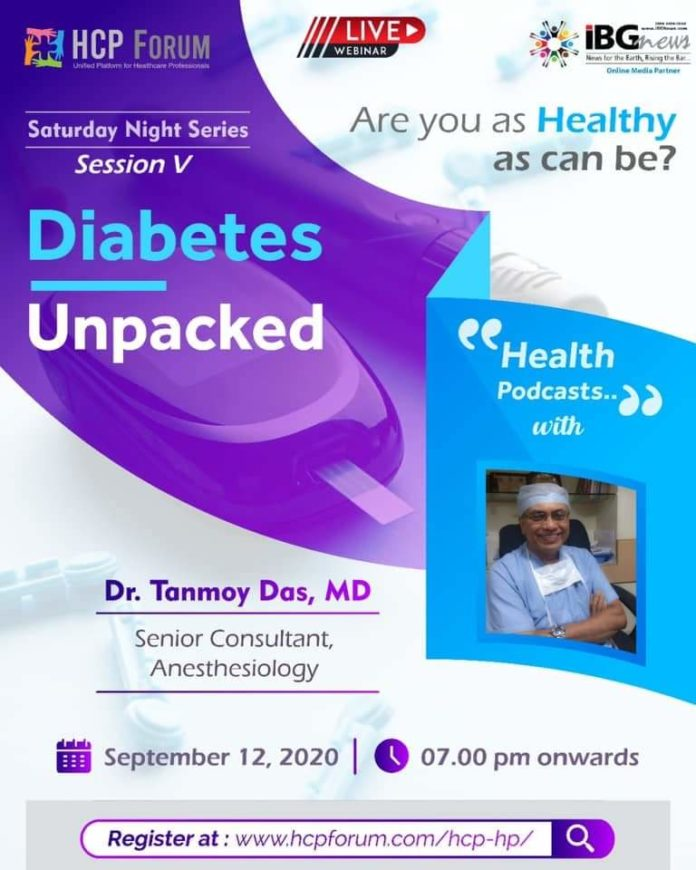 Diabetes Unpacked with Dr Tanmoy Das