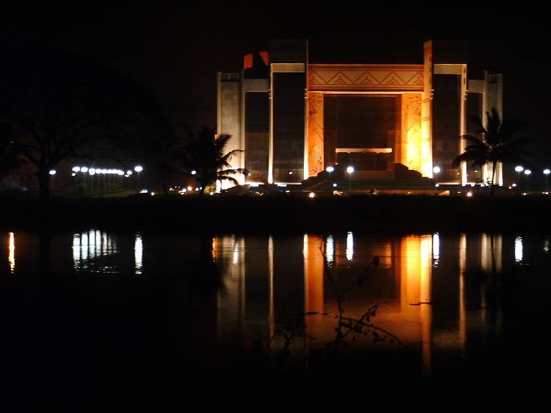 IIM Calcutta Auditorium - By Lakeside Lens Lovers