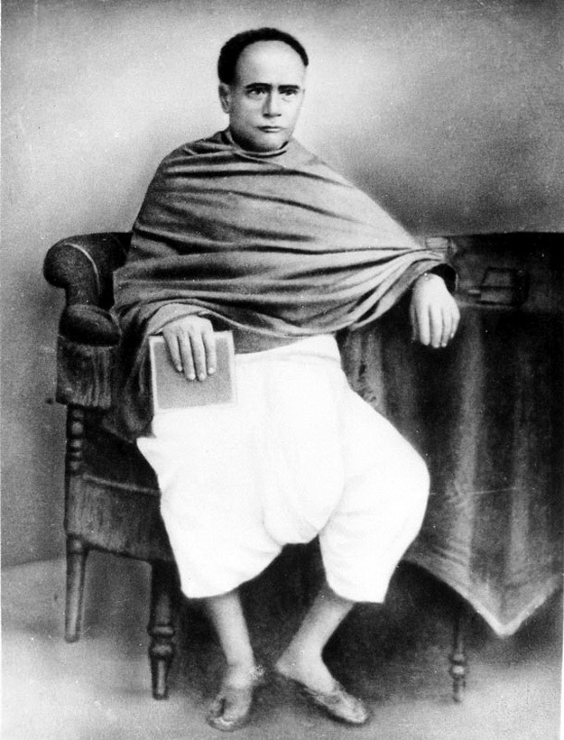 Iswar Chandra Vidyasagar and Homeopathy