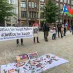 People of Balochistan held a demonstration in Hamburg City in Germany against Baloch Genocide by Pakistan - Photo 2