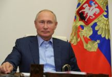 Vladimir Putin President of Russia