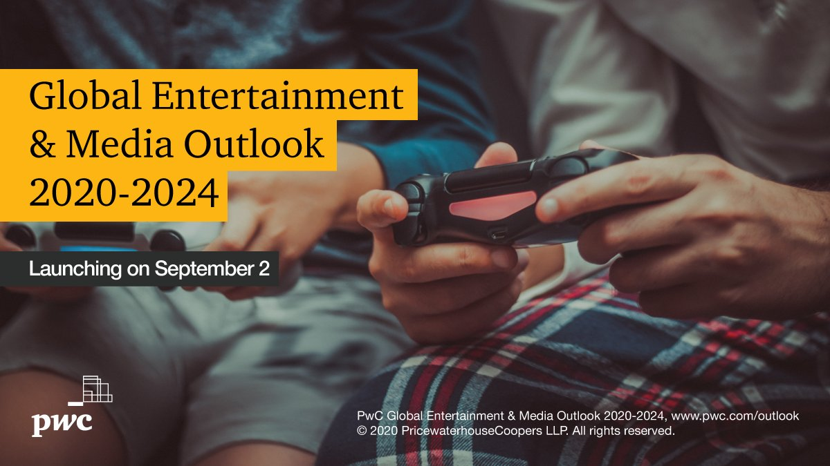 Global Entertainment & Media Outlook 2020-2024