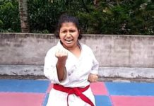 The winners of the Female Senior E-Kata Tournament were Eshita Mondal