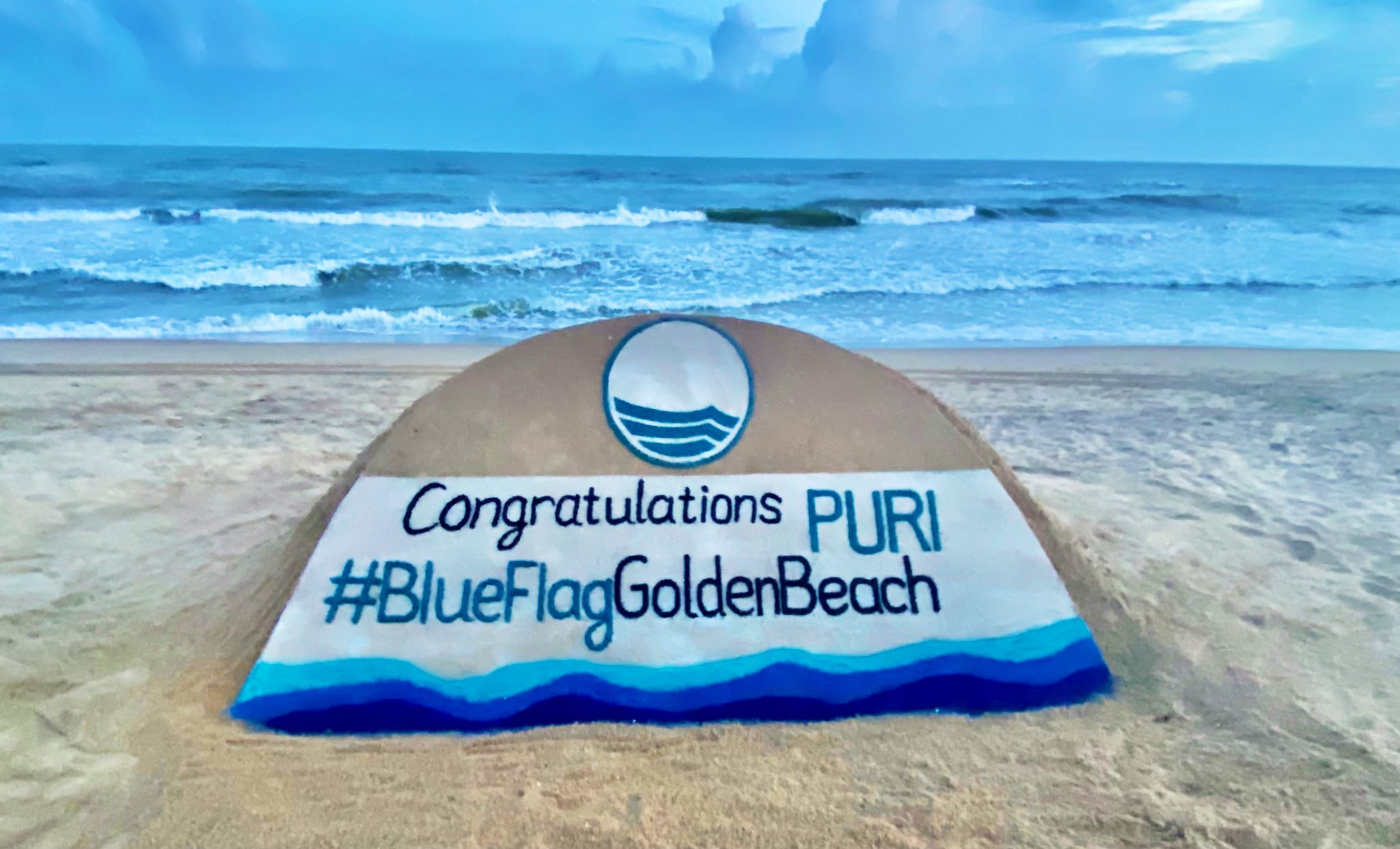 International Blue Flag Certification for Indian Beaches