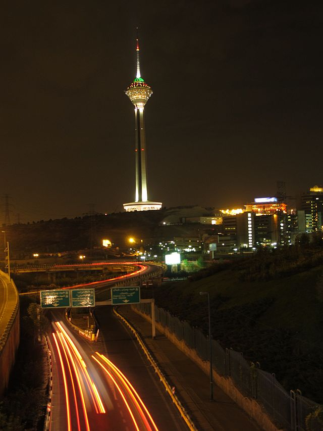 Milad Tower - Teheran, Iran