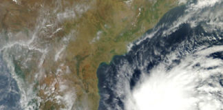 Depression over Bay Of Bengal 30 Nov 2020