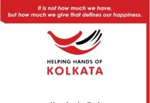 "Helping Hands of Kolkata ""Store of happiness"" for the Sundarbans People at Sonajhuri village in Sundarbans"