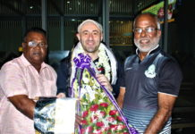 Mohammedan Sporting Club Head Coach Mr. Jose Hevia has arrived in Kolkata