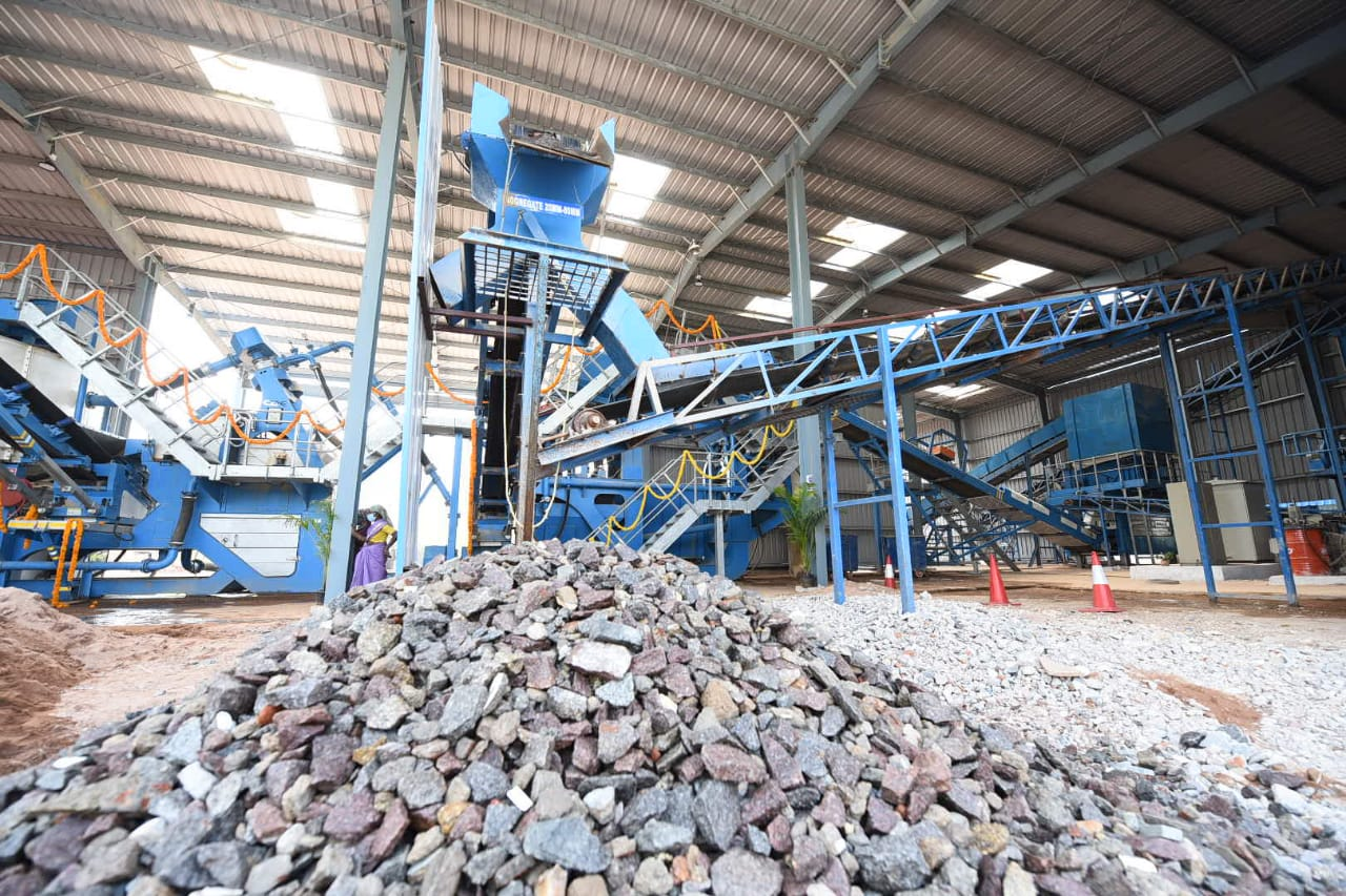 Ramky Enviro partners with GHMC to launch Construction & Demolition waste recycling plant in Hyderabad