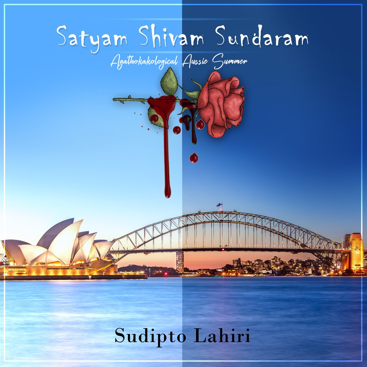 Honour for Kolkata based author Sudipto Lahiri - 'Satyam Shivam Sundaram' gets International acclaim