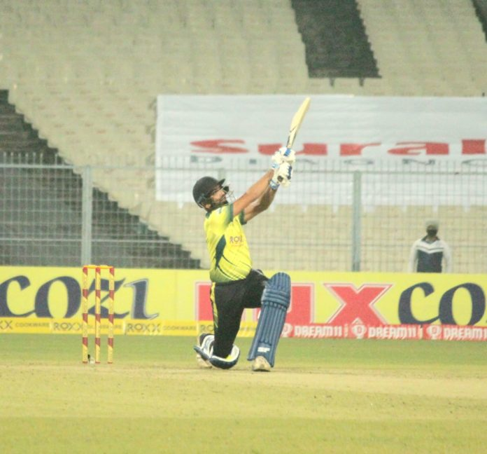 Kaif steals victory for Town in Bengal T20 Challenge