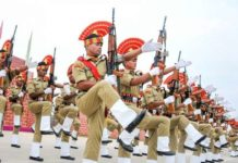 BSF's Raising Day