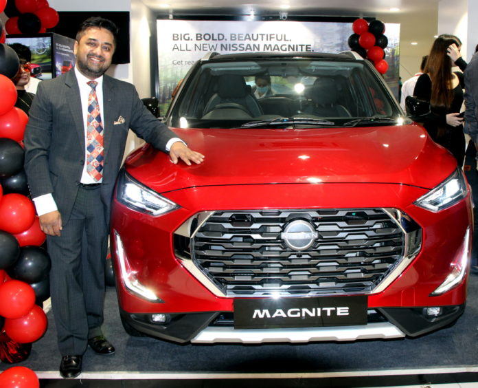 Nissan India launches the big, bold, beautiful and 'carismatic' SUV, the Nissan Magnite