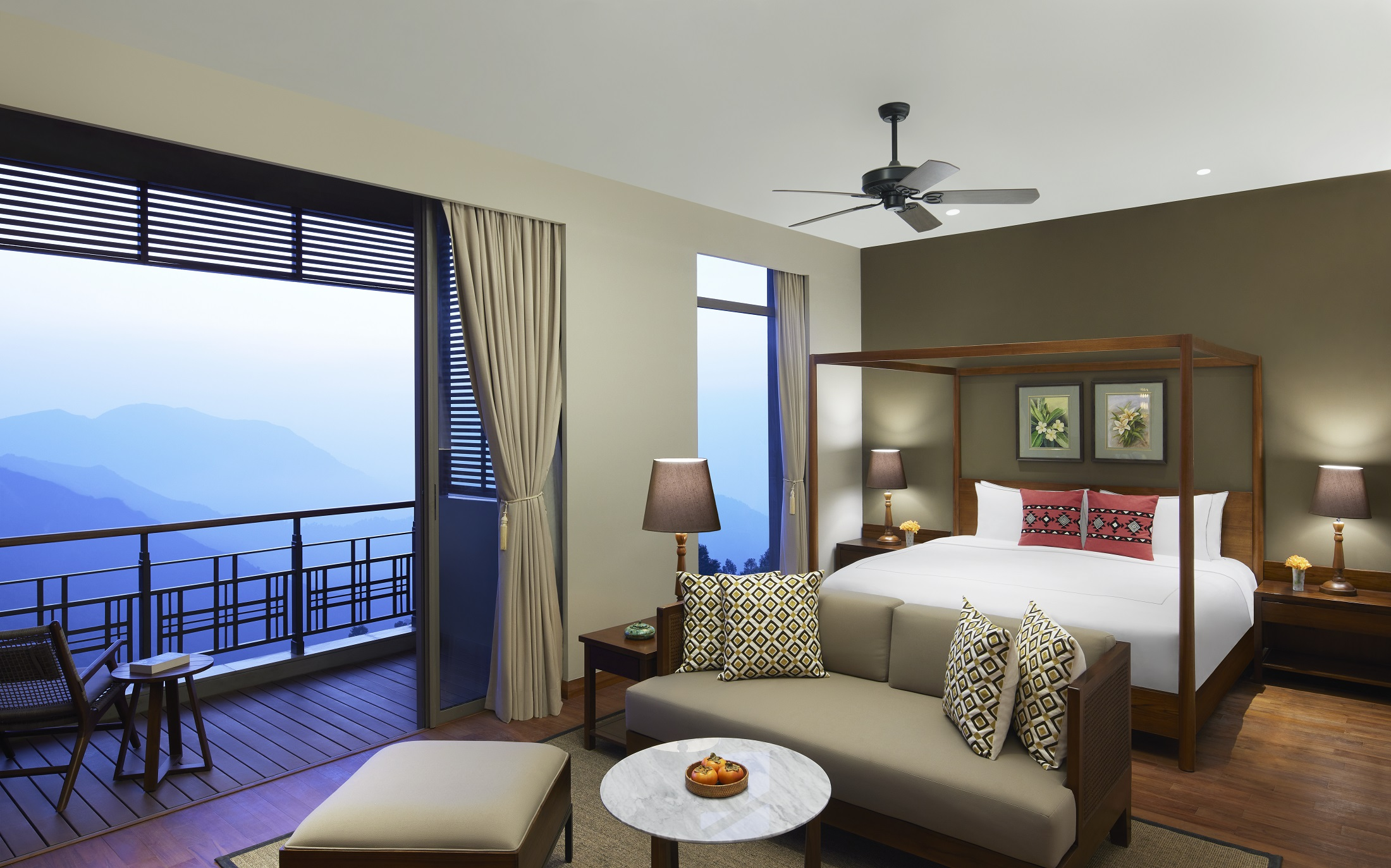 TAJ CHIA KUTIR RESORT & SPA DEBUTS IN DARJEELING, WEST BENGAL