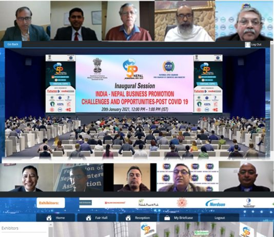 Joint Business Forum established between India & Nepal