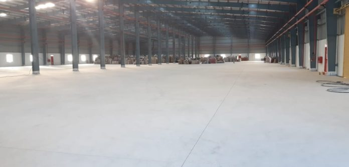 SafeStorage has the largest warehouse in self-storage industry in the country