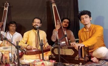 Musical concert by Manindra Sangeet Tirtha