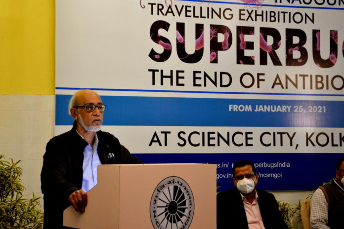 Exhibition Superbugs: The End of Antibiotics?