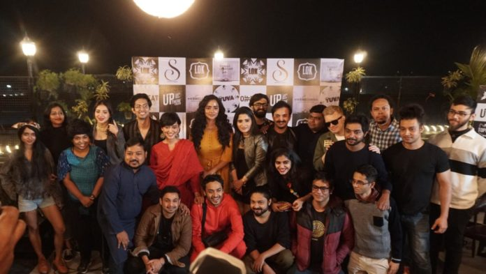 Soumyajit Majumdar's Episodic Cinema #Homecoming Wraps Up Shoot with a Bang!