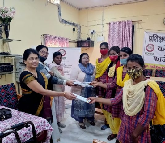 Respect for Women - Kohka Foundation shows the way