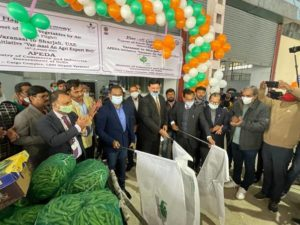 An Initiative of APEDA –for Connecting Agri-Export through Direct Flights