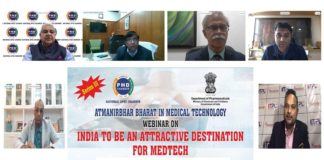 Medical devices Industry in India