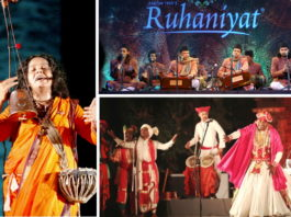 Ruhaniyat the biggest Mystic Music festival is back in a new avatar