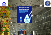 Award for Kolkata Airport