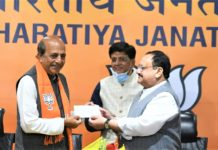 Dinesh Trivedi joining BJP