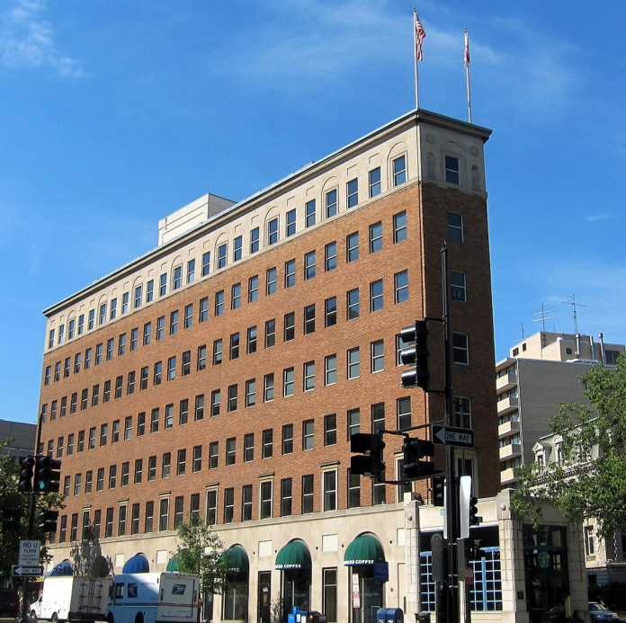 Freedom House headquarters in Dupont Circle, Washington, D.C.