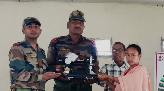 Operation Sadhbhavana - Empowering Women, Uplifting the Society by Indian Army in Assam