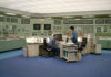 The Fukushima No.1 reactor control room in 1999 by Wikipedia