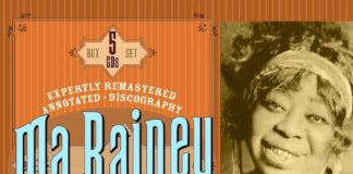 MA RAINEY- MOTHER OF THE BLUES