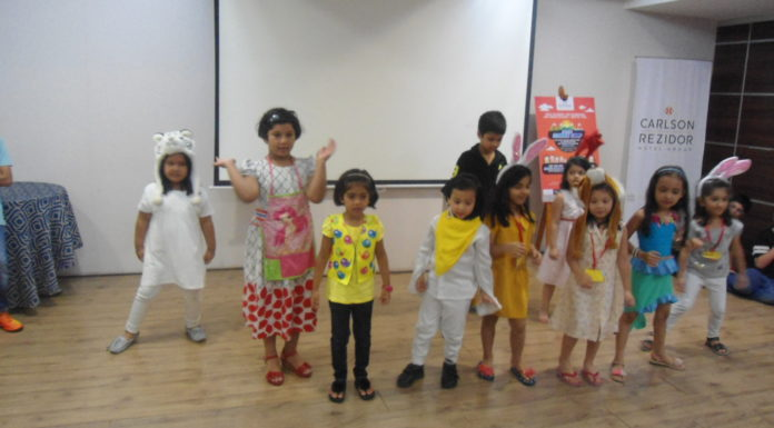 5-day Summer camp for kids at Park Plaza