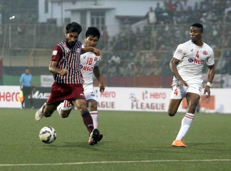 Mohun Bagan made History By winning 5-0 Goal over Aizwal FC – 14th time Federation Cup has been lifted by Mohun Bagan AC