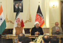 India-Iran-Afgan Agreement