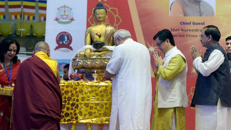 Buddha Purnima Celebrated Across the Globe – President,PM and Mamata Banerjee Wished all on the occasion